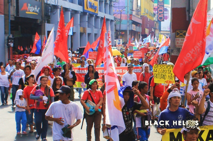 May 1 mobilization