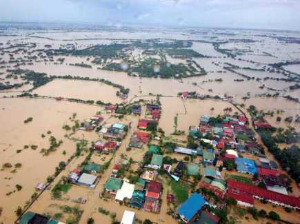 Monsoon Flood in the Philippines- Black Helios