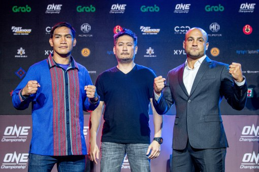 One Championship, ONE: Dawn of Heroes Fighters