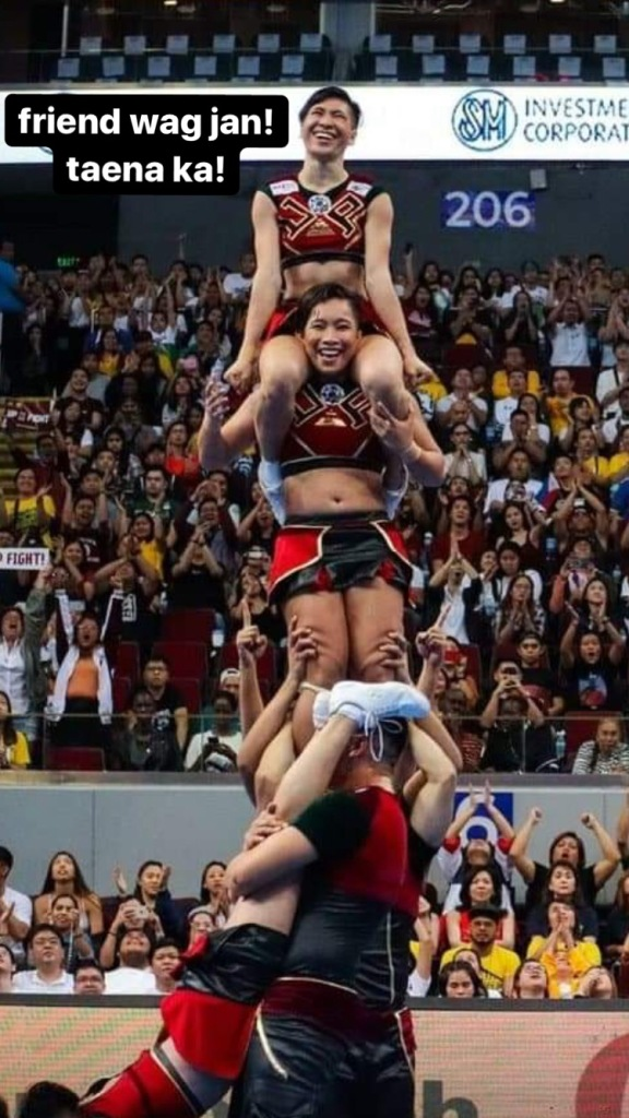 UAAP CDC 2019 meme 5- UP