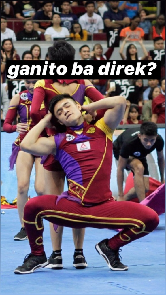 UAAP CDC 2019 meme 2- UP