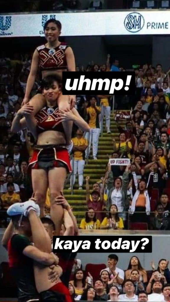 UAAP CDC 2019 meme 7- UP