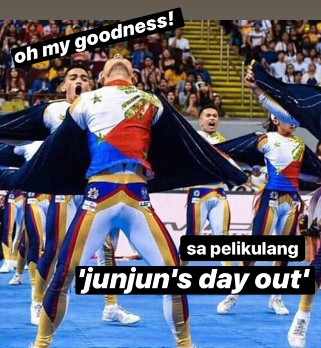UAAP CDC 2019 meme 16- UP